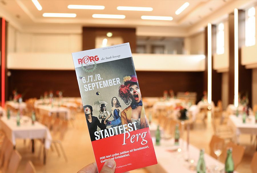 Stadtfest PERG